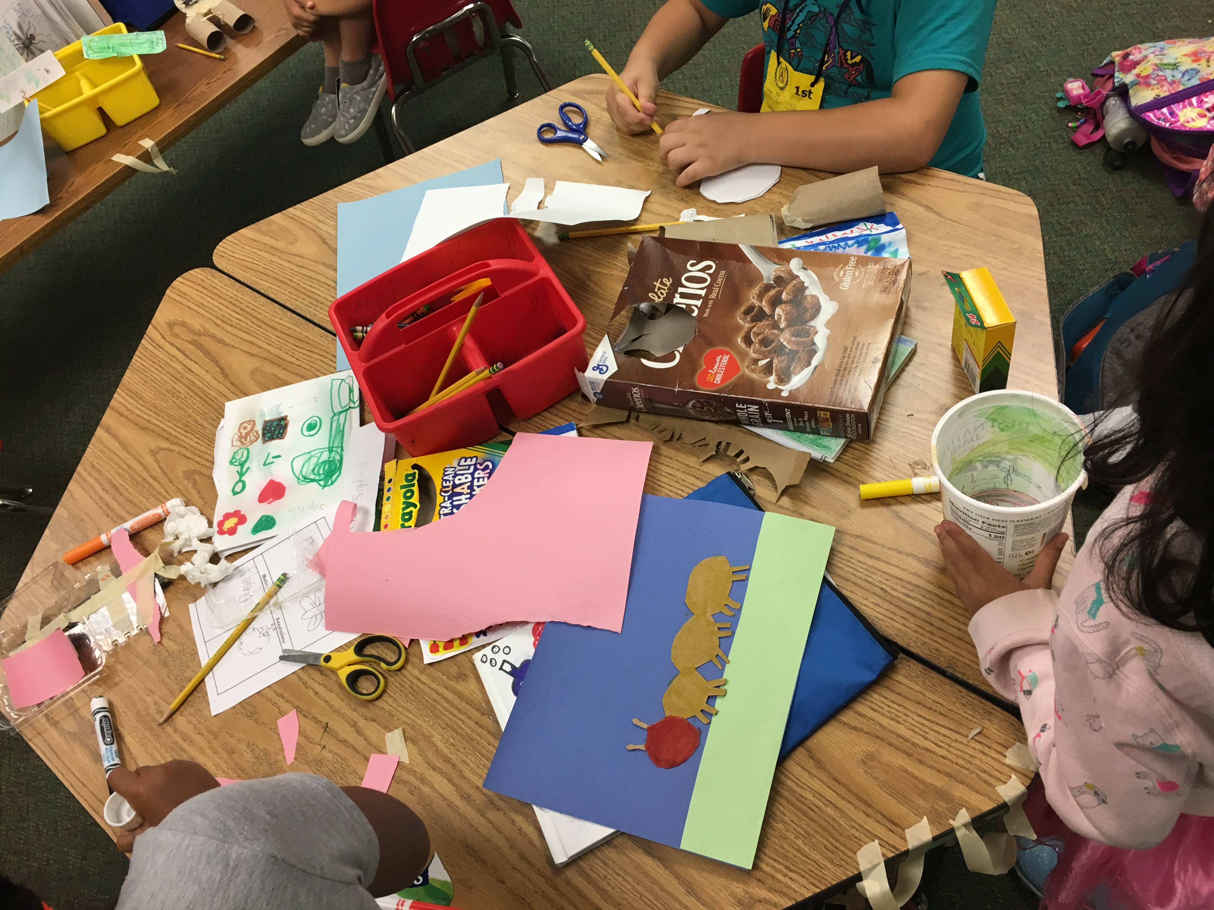 Designing Maker Insects