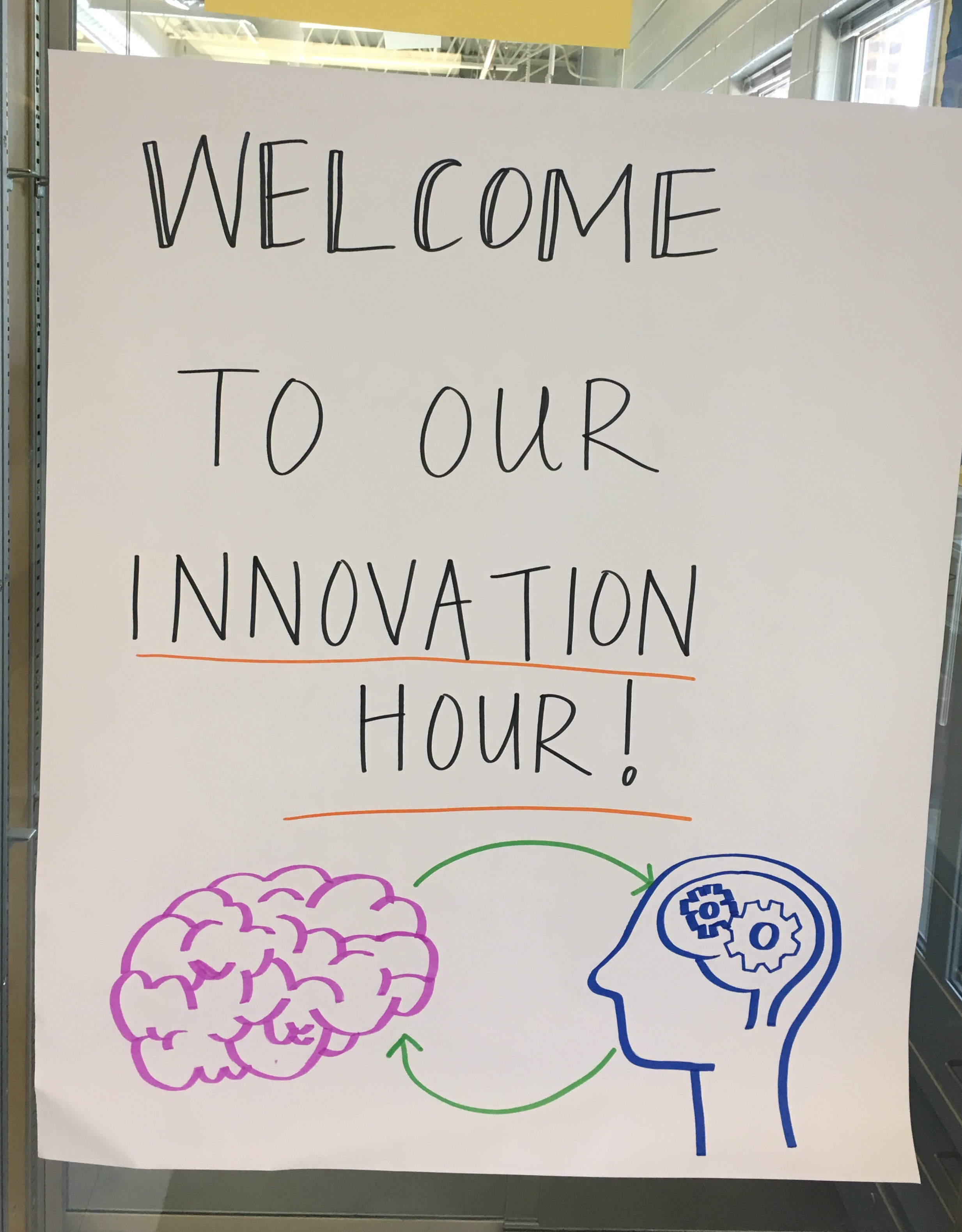 Innovation Hour Families