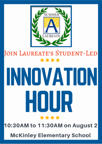 Innovation Hour this Friday